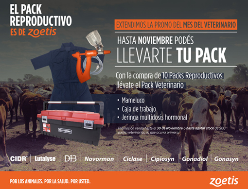 PROMO PACK REPRODUCTIVO | ZOETIS